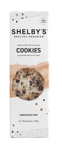 Shelby's chocolate chip cookies