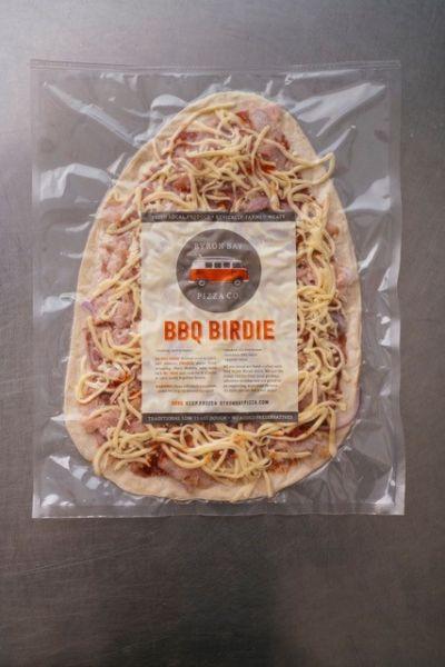Byron Bay Pizza Co. BBQ Birdie frozen pizza